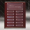 Click this Image to visit the  Acrylic & Glass Perpetual Plaques category.