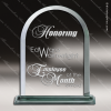 Click this Image to visit the  Arch Shaped Glass Awards category.