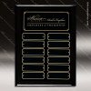 Click this Image to visit the    Black Piano Finish Perpetual Plaques category.
