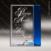 Click this Image to visit the   Blue Accented Glass Awards category.