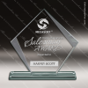 Click this Image to visit the  Diamond Shaped Glass Awards category.