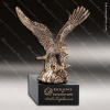 Click this Image to visit the     Gold Eagle Sculpture Trophy Awards category.