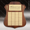 Click this Image to visit the  Ornate Perpetual Plaques category.