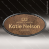 Click this Image to visit the  Rustic Leather Name Badges category.