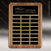 Click this Image to visit the    Walnut Perpetual Plaques category.
