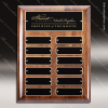 Click this Image to visit the    Walnut Piano Finish Perpetual Plaques category.